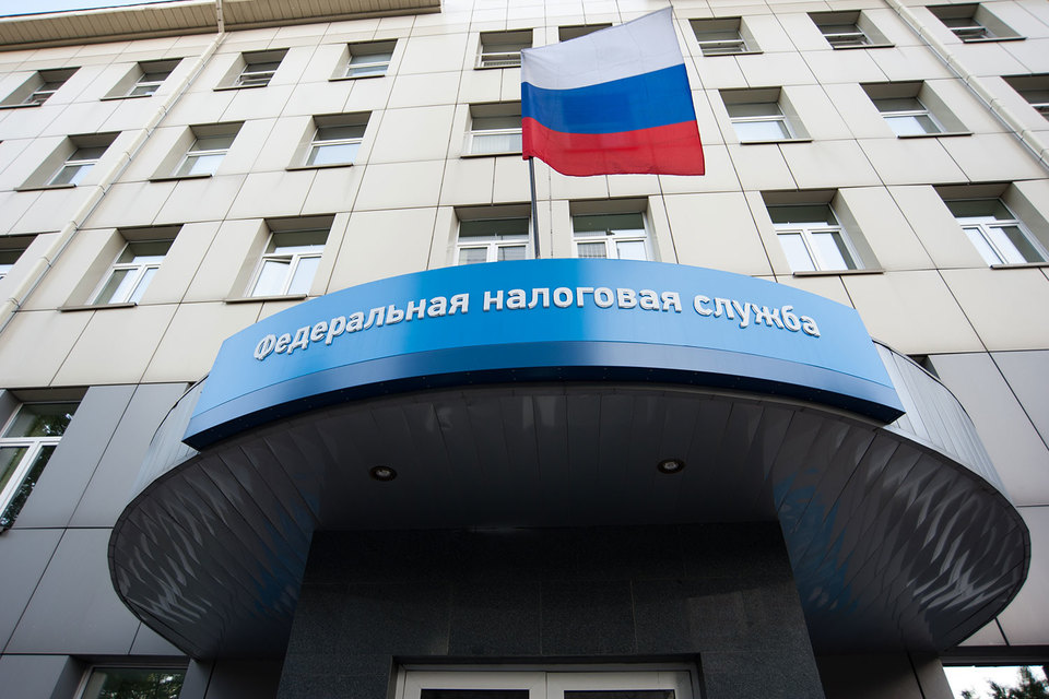 Мишустин, ФНС России